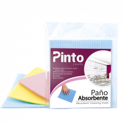 Paño Absorbente regular Pinto