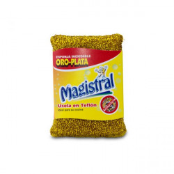 Esponja magistral Malla...