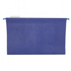 Carpeta Colgante Azul Norma